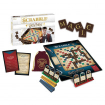 SCRABBLE: World of Harry Potter - USASC010400 | Usaopoly Inc | Classics
