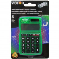 VCT700BTS - Dual Power Pocket Calculator in Calculators