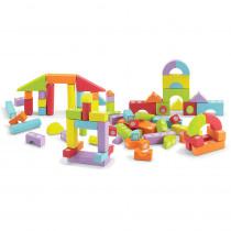 VEC70188 - Velcro Brand Blocks 80 Piece Set in Blocks & Construction Play