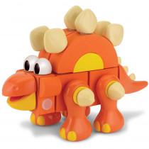 VEC70194 - Velcro Brand Blocks Stegosaurus in Blocks & Construction Play