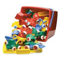 Maxi Bucket, 18 Assorted Pieces - VKT41560 | Viking Usa Llc | Sand & Water