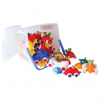 Mixed Bucket, Assorted Variety, 30 Assorted Pieces - VKT41590 | Viking Usa Llc | Sand & Water