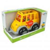 School Bus with Driver & Pupils - VKT81236 | Viking Usa Llc | Vehicles