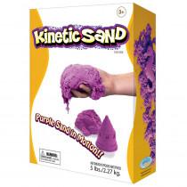 WAB150503 - Kinetic Sand 5Lb Purple in Sand & Water