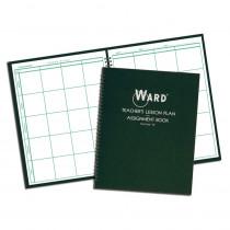 WAR18 - Teacher Plan Book 8 Period in Plan & Record Books