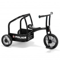 WIN562 - Police Tricycle in Tricycles & Ride-ons