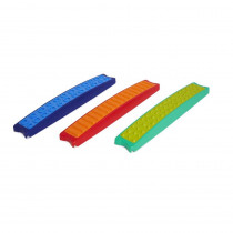 Build N' Balance Tactile Planks, Set of 3 - WING2236 | Winther | Gross Motor Skills