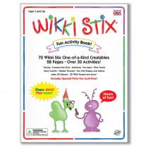 WKX109 - Wikki Stix Fun Activity Book in Art Activity Books