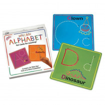 WKX606 - Wikki Stix Alphabet Cards in Art & Craft Kits