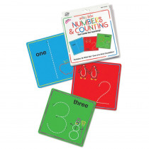 WKX608 - Wikki Stix Numbers & Counting Cards in Art & Craft Kits