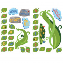 Alphabet Climb Sensory Vinyl Floor Decals, 34 Pieces - WLE17006 | The Mccall Pattern Company Inc | Classroom Activities