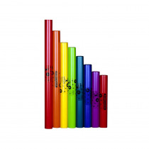 WM-BWDG - Boomwhackers C Major Diatonic Scale Set in Instruments