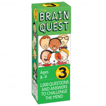 WP-16653 - Brain Quest Gr 3 in Games & Activities