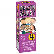 WP-16654 - Brain Quest Gr 4 in Games & Activities