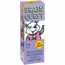 WP-16659 - Brain Quest Gr Pk in Games & Activities
