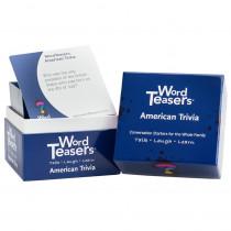 WT-0008 - Wordteasers American Trivia in Games & Activities