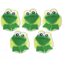 WZ-110 - Speckled Frogs in Puppets & Puppet Theaters