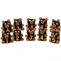 WZ-506 - Monkey Mitt Set Ten Little Bears in Puppets & Puppet Theaters