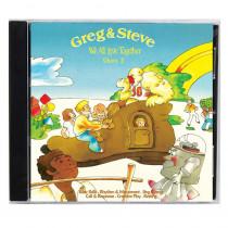 YM-003CD - We All Live Together Volume 3 Cd Greg & Steve in Cds
