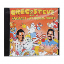 YM-009CD - Holidays & Special Times Cd Greg & Steve in Cds