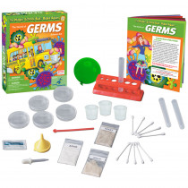 YS-WH9251123 - The Magic School Bus The World Of Germs Kit in Activity Books & Kits