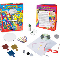 YS-WH9251124 - The Mysteries Of Rainbows The Magic School Bus in Activity Books & Kits