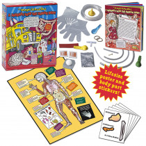 YS-WH9251125 - The Magic School Bus A Journey Into The Human Body Kit in Activity Books & Kits