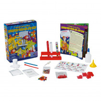 YS-WH9251129 - The Magic School Bus Diving Into Slime Gel And Goop in Experiments