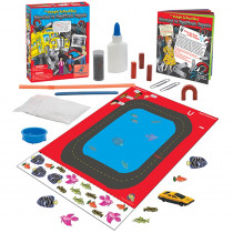 YS-WH9251144 - Attracted To Magnificent Magnets The Magic School Bus in Activity Books & Kits