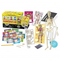 YS-WH9251169 - The Magic School Bus Human Body Lab in Activity Books & Kits