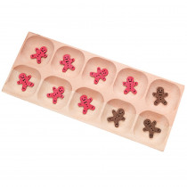 YUS1081 - Natural 10Frame Tray in Math
