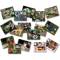 YUS1100 - Mud Kitchen Activity Cards in Games