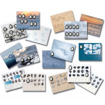 Pre-Coding Penguin Activity Cards, Set of 16 - YUS1111 | Yellow Door Us Llc | Science