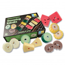 Sensory Play Stones, Threading Kebabs - YUS1152 | Yellow Door Us Llc | Play Food