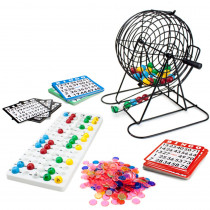 Deluxe Bingo Game Set