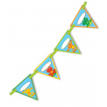 FUNky Frogs Bunting