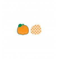 CD-120022 - Pumpkins Mini Cutouts in Holiday/seasonal