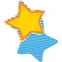 Carson Dellosa CD-120161 Stars Mini Cut Outs