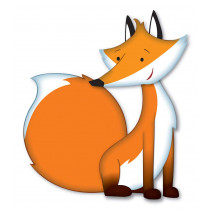 Playful Fox Cut-Outs