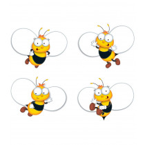 Buzz-Worthy Bees Cut-Outs, Pack of 45