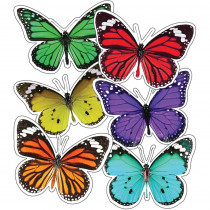 Woodland Whimsy Butterfly Cut-Outs - CD-120563