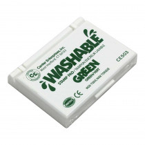 CE-503 - Stamp Pad Washable Green in Stamps & Stamp Pads