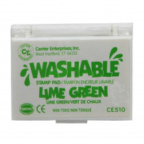 CE-510 - Stamp Pad Washable Lime Green in Stamps & Stamp Pads