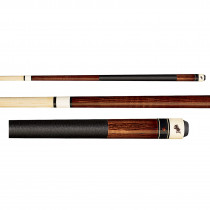Dufferin D-238 Golden Walnut Stained Pool Cue Stick