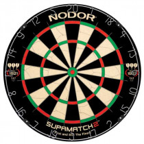 NODOR SupaMatch2 Bristle Dart Board