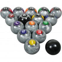 Galaxy Series Billiard Ball Set by McDermott