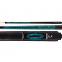 McDermott G213 G-Series Teal Pool Cue