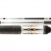 McDermott Pool Cue, Lucky L40 White