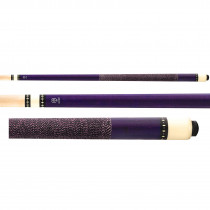 McDermott Lucky Pool Cue, L71, Purple