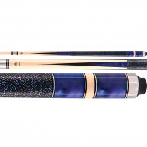 McDermott Star S22 Blue Pearl Billiards Pool Cue Stick